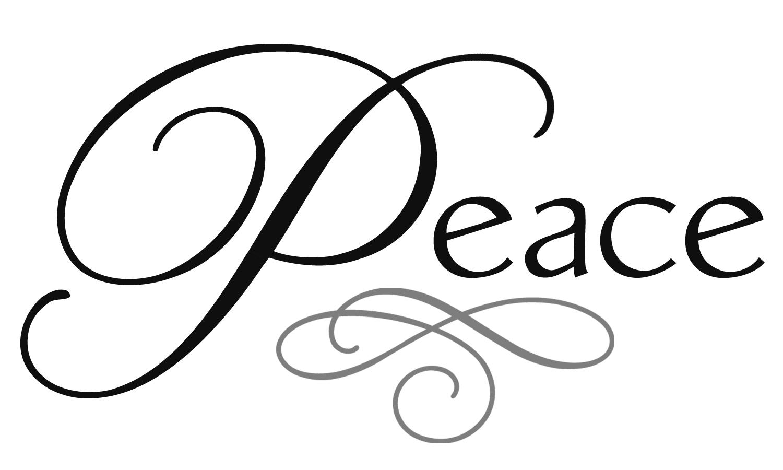 peace-text