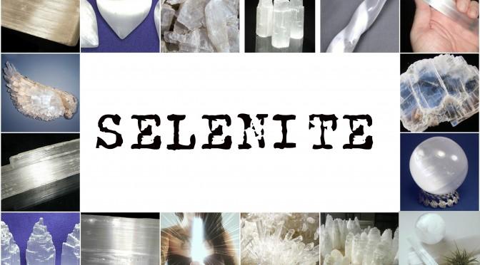 Selenite (mineral)
